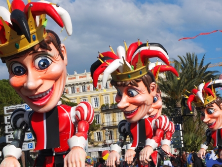 Nice Carnival 2013 Editorial