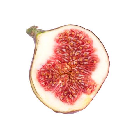 Fig Fruit Half