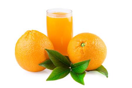 naranja fruta: jugo de frutas de color naranja Foto de archivo