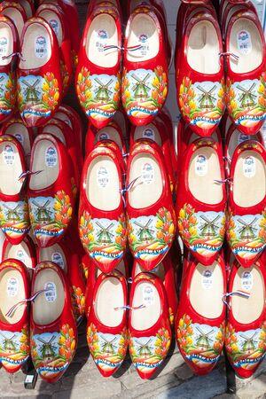 wooden shoes: Dutch wooden shoes, clogs