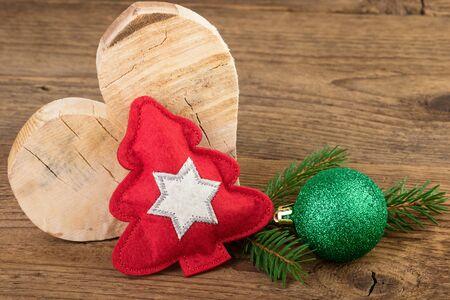 rustic: Christmas Decoration Rustic