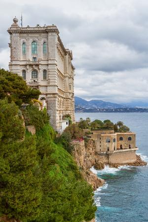 oceanographic: Monaco Oceanographic Museum Editorial
