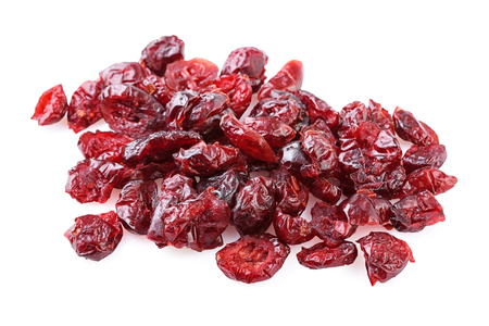 Dried Cranberries Closeup