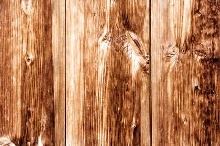 sunburned: Wooden Background Texture Old Brown Planks Vertical