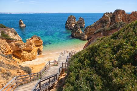 praia: Beach Praia do Camilo, Algarve, Portugal