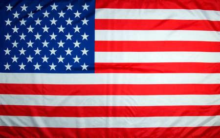 American flag of the USA. Stok Fotoğraf