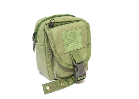 Bag Army Military equipment identification and general use photo
