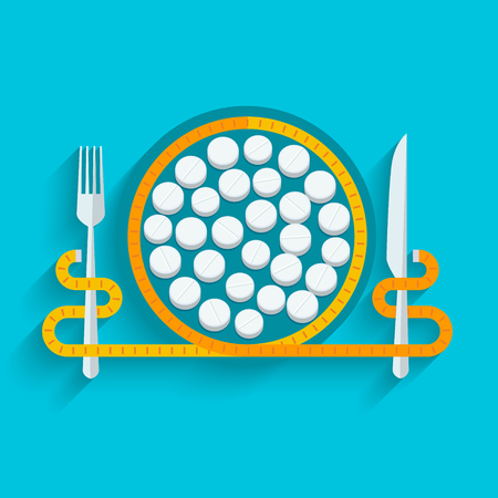 regime: Concept for dieting, planned way of eating, nutrition regime.