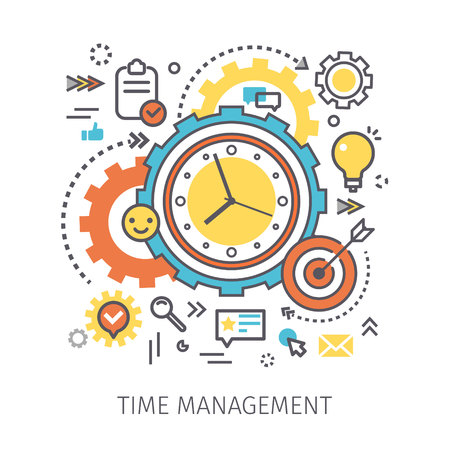 targets: Concept of time management.