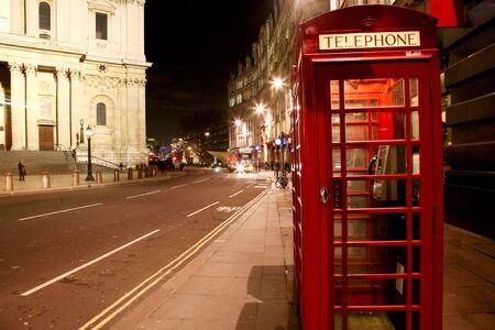 London Night View  photo
