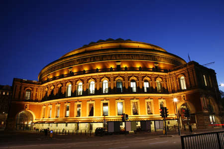 Concert hall located in the South Kensington of London