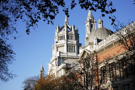 The Victoria and Albert Museum is one of the most favorite museum for tourist in London.