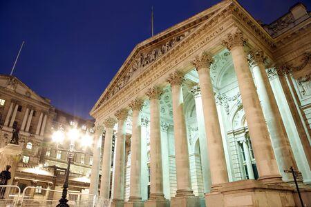 stock  exchange: El Real Bolsa de Valores de Londres, Inglaterra, Reino Unido