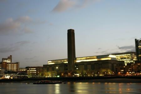 disused: Tate Modern (la central el�ctrica en desuso) en Londres