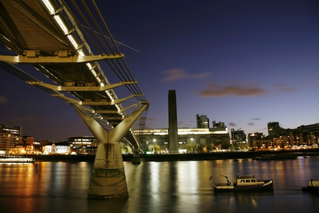 disuse: Tate Modern (the disused power station) in London