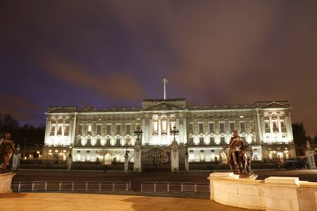 Buckingham Palace has served as the official London residence of British monarch since 1837.
