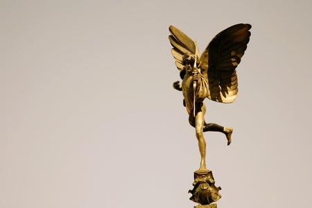 eros: Eros statua in Piccadilly Circus