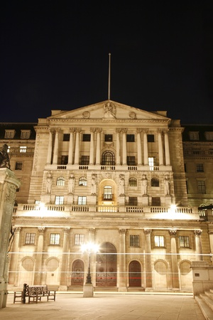 The Bank of England, London, UK photo