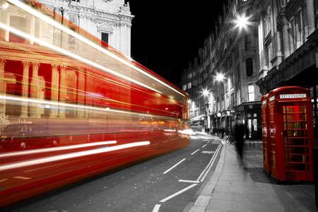 London Night View  Stock Photo