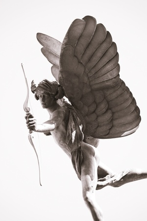 Eros statue in Picadilly Circus Stock Photo - 14460563