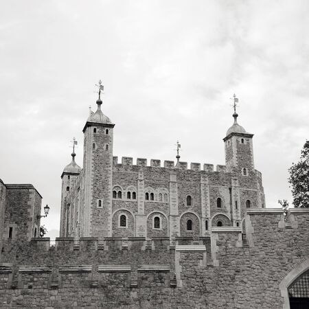 Tower of London, Her Majestys Royal Palace and Fortress, now the castle is a popular tourist attraction.
