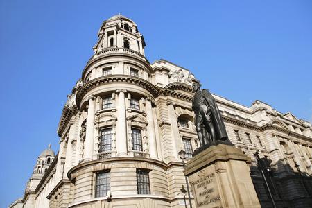 oficina antigua: Oficina de Guerra Viejo, Ministerio de Defensa en el Whitehall, Gobierno del Distrito