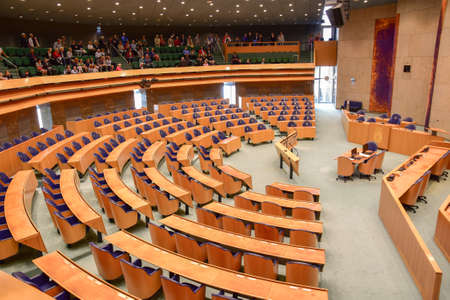 The new formation of seats in the Lower House of the States General
