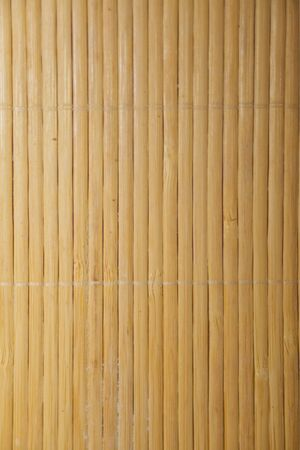 Bamboo texture background pattern. vertical bamboo lines Stock Photo