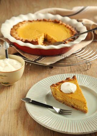 pumpkin pie: Traditional Pumpkin Pie