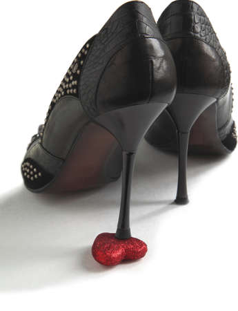 heartbreaker: Heart under the heel