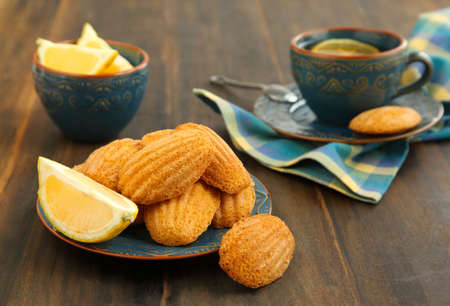 the madeleine: Lemon Madeleine