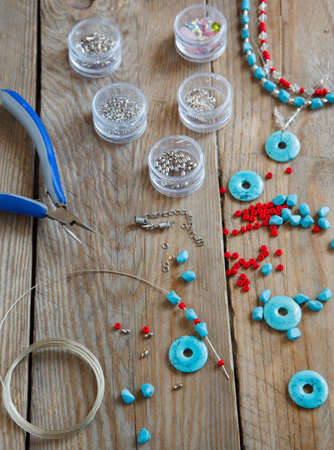 Bead making accessories photo