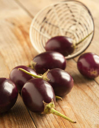 Eggplant Banque d'images
