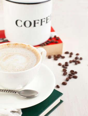 Taza de café  Foto de archivo - 26594656