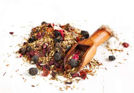 bliss: Blueberry Bliss Rooibos Tea.