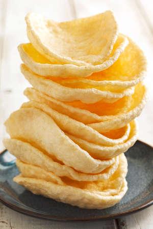 poppers: Broghies Korean poppers. Crispy snack