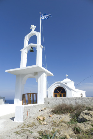 chappel: chappel Gavathas at the beautiful Greek Island, Lesvos