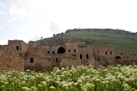 very ancient and traditional killit village mardin, Turkey