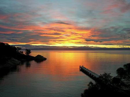 tasmania: Freycinet beach Tasmania