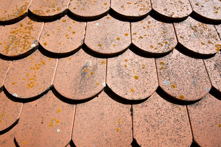 roof shingles: Beautiful village Dinkelsbuhl at the romantic Road in southern Germany