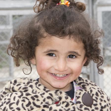 Moria, Lesvos, Greece, 24-February-2016: Refugee camp Moria on Lesvos. A hotspot where refugees register. Editorial