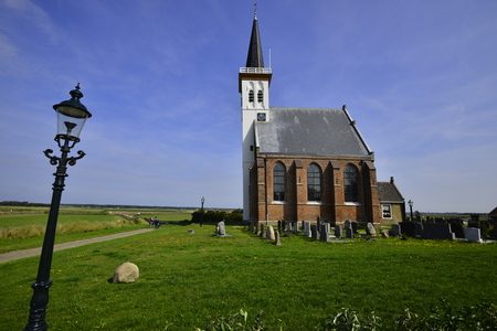 Church Den Horn Texel The Netherlands