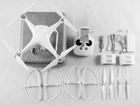 A modern drone kit