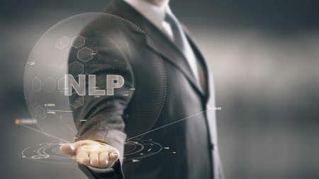 Business, Technology Internet en netwerk concept Stockfoto