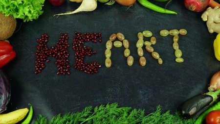 Hartfruit stop motion