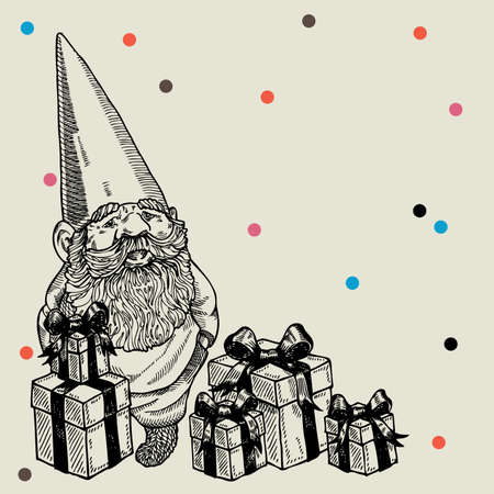 Gnome and gifts