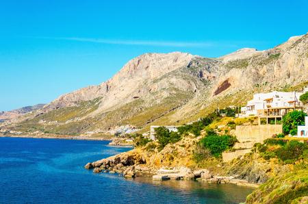 wheather: Cozy, quiet resort on Greek sea coast with perferct wheather, Greece