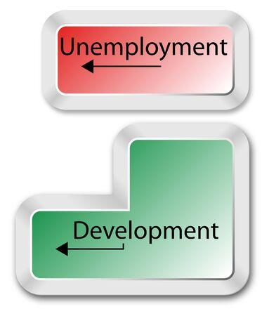 unemployment: El desarrollo econ�mico y el desempleo