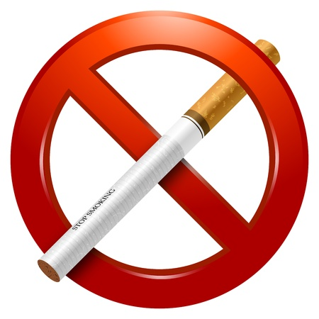 No Smoking Sign Stock Photo - 16962261