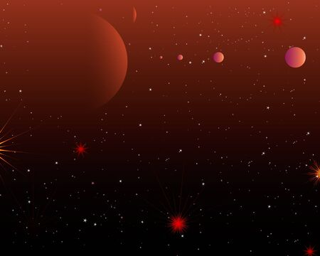 Red Space  photo